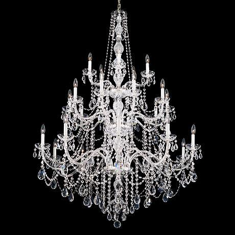 Schonbek Arlington Collection 25-Light Crystal Chandelier