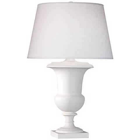 "Robert Abbey Helena 30"" High Table Lamp"