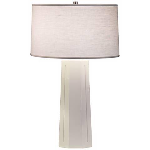 "Robert Abbey Mason Lily 26"" High Table Lamp"