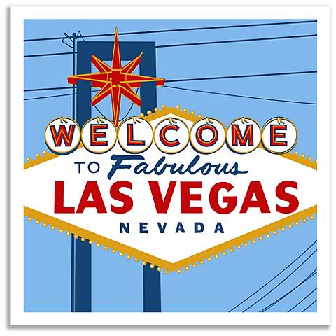 Vegas Wall Art