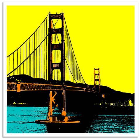 San Francisco Bay Wall Art