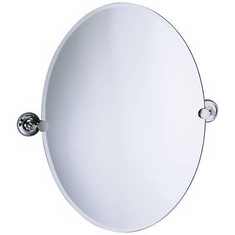 "Gatco Designer II 26 1/2"" High Tilting Wall Mirror"