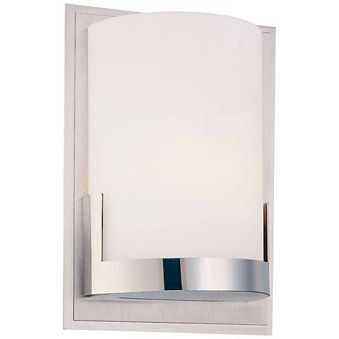 "George Kovacs Convex 7"" High Wall Sconce"
