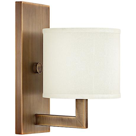 Wall Sconces Small : Hinkley Hampton 12