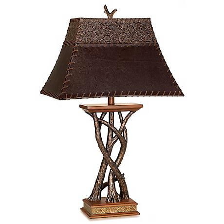 Montana Reflections Table Lamp