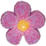 Beadworx Flower Power Hand-Crafted Beaded Night Light