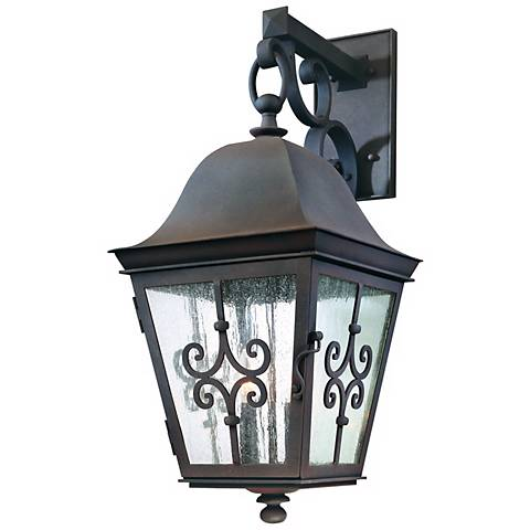 "Markham Collection 29 1/4"" High Outdoor Wall Light"