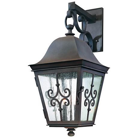 """Markham Collection 29 1/4"""" High Outdoor Wall Light"""
