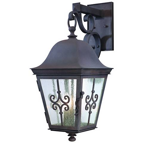 "Markham Collection 24 1/4"" High Outdoor Wall Light"