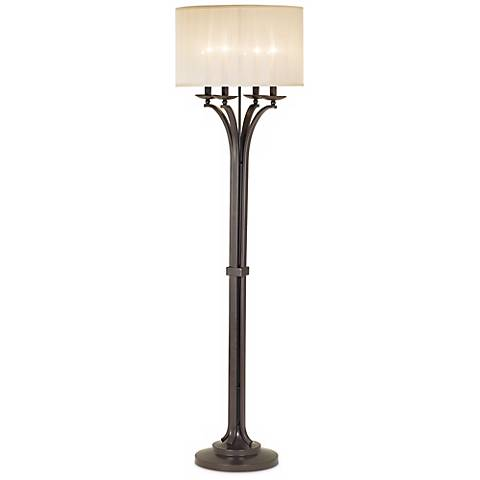 kathy ireland pennsylvania country floor lamp r1043 lamps plus. Black Bedroom Furniture Sets. Home Design Ideas