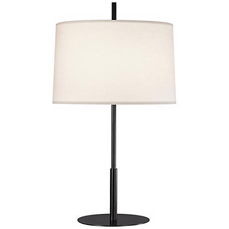 "Robert Abbey Echo Patina Bronze 30"" High Table Lamp"