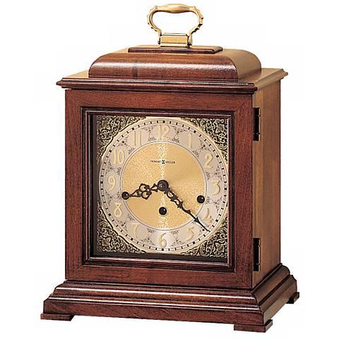 "Howard Miller Samuel Watson 14 3/4"" High Tabletop Clock"