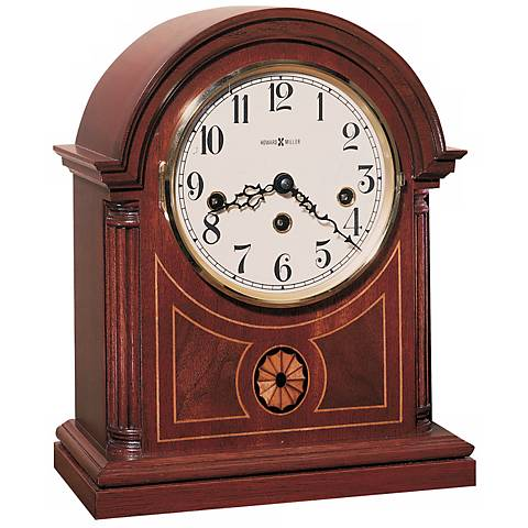Howard Miller Barrister Tabletop Clock