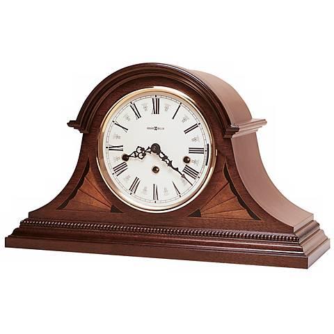 """Howard Miller Downing 18"""" WideTabletop Clock"""