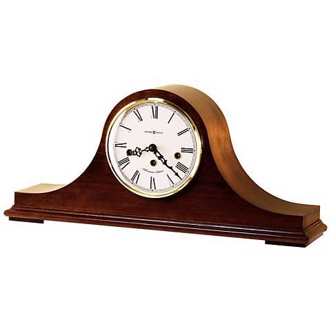 "Howard Miller Mason 20 1/2"" Wide Tabletop Clock"