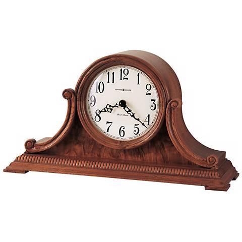 "Howard Miller Anthony 15 3/4"" Wide Tabletop Clock"