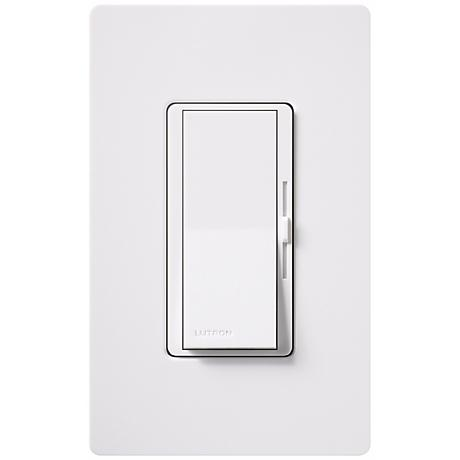 Lutron Diva/CL White CFL/LED Dimmer
