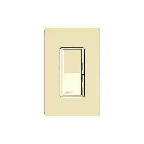 Lutron Diva/CL Almond CFL/LED Dimmer