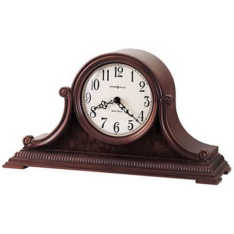"Howard Miller Albright 15 3/4"" Wide Tabletop Clock"