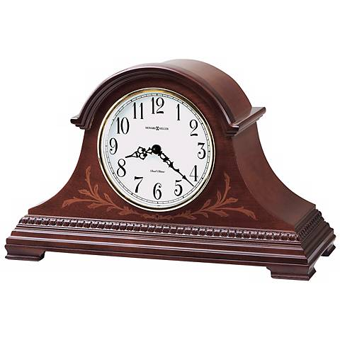 "Howard Miller Marquis 18 1/4"" Wide Tabletop Clock"