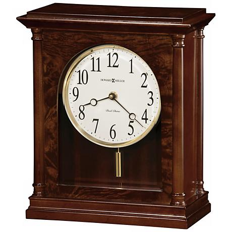 "Howard Miller Candice 11 1/2"" High Tabletop Clock"