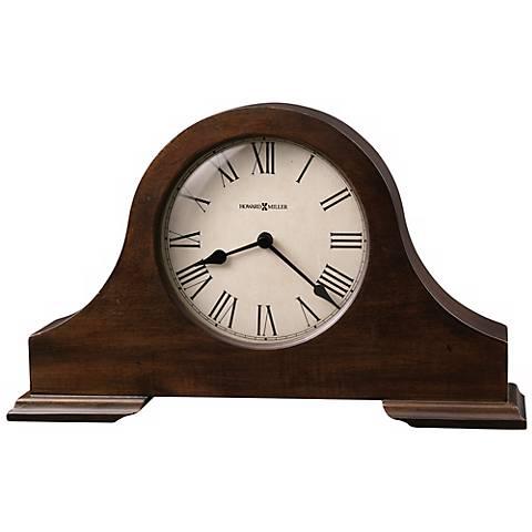 "Howard Miller Humphrey 13 3/4"" Wide Tabletop Clock"