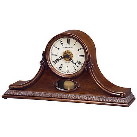 "Howard Miller Andrea 18"" Wide Tabletop Clock"