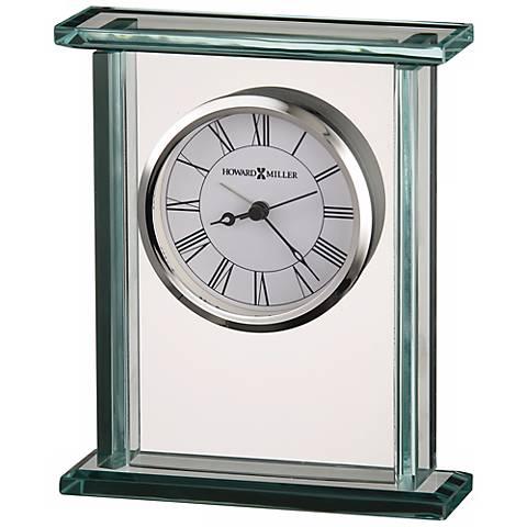 "Howard Miller Cooper 7"" High Alarm Clock"