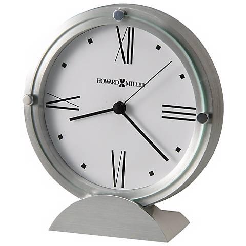 "Howard Miller Simon II 6 1/4"" High Clock"