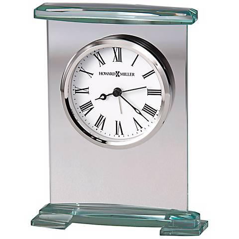 "Howard Miller Augustine 7"" High Alarm Clock"