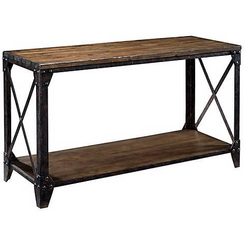 Pinebrook Rectangular Sofa Table