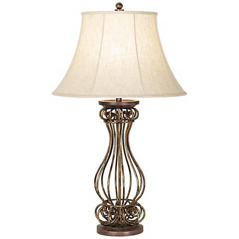 Kathy Ireland Georgetown Table Lamp
