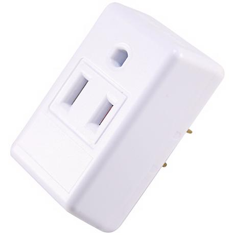 Touch and Glow Automatic Dusk to Dawn Light Control Plug