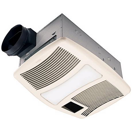 NuTone 110 CFM Heater and CFL Light Bath Exhaust Fan - # ...