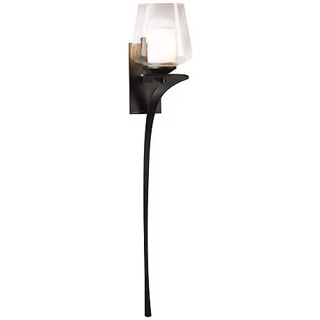 """Hubbardton Forge Antasia Right 26 1/2"""" High Wall Sconce"""
