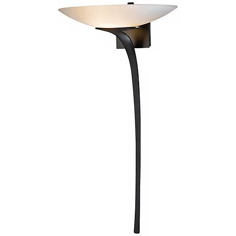 "Hubbardton Forge Antasia Bowl 29"" High Wall Sconce"