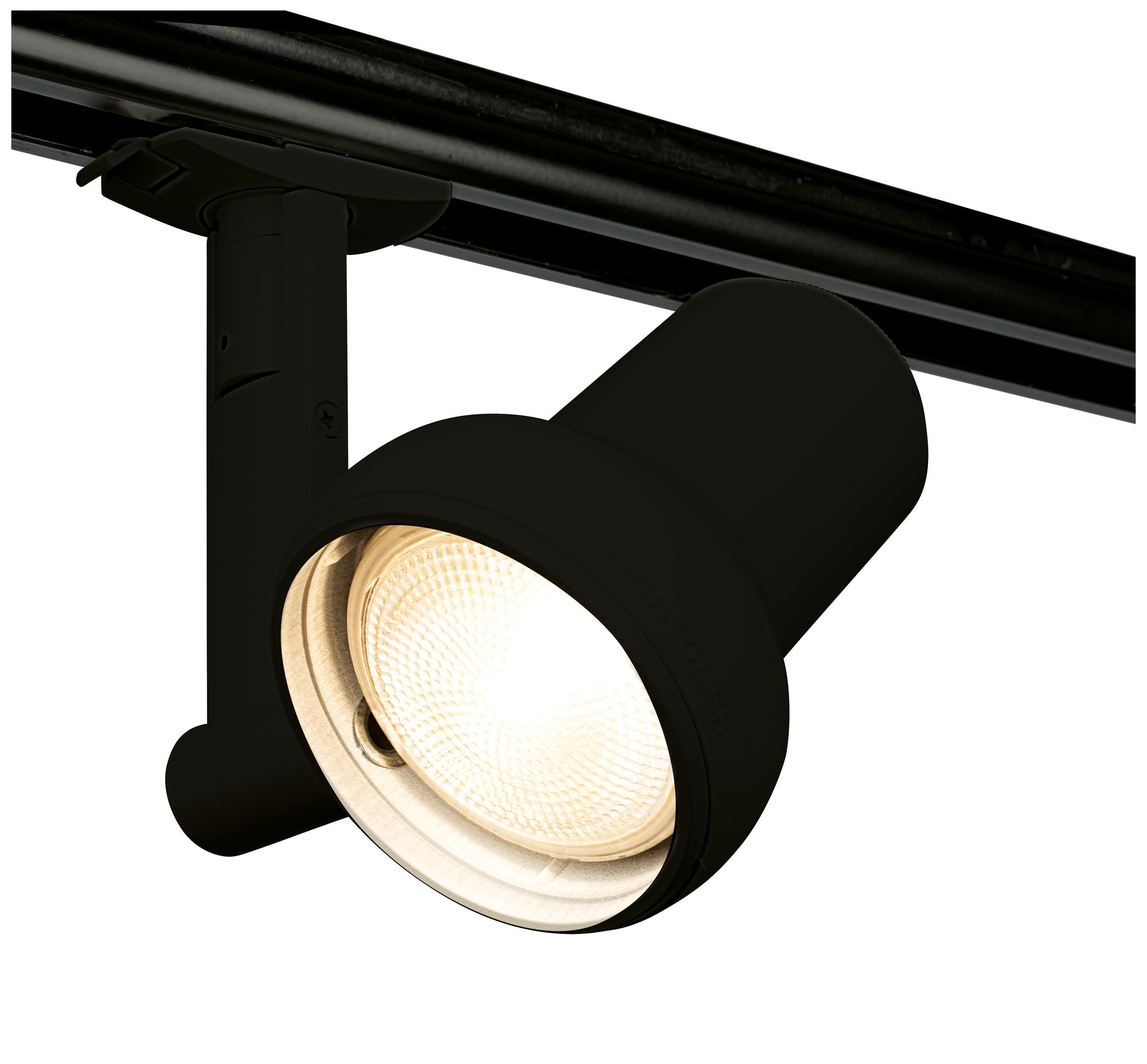 Lightolier Black Spot Light  sc 1 st  L&s Plus & Lightolier Track Heads Track Lighting | Lamps Plus azcodes.com