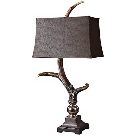 Uttermost  Stag HornTable Lamp