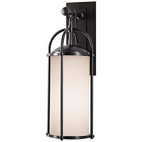 """Feiss Dakota Espresso 20 3/4"""" High Outdoor Wall Light"""