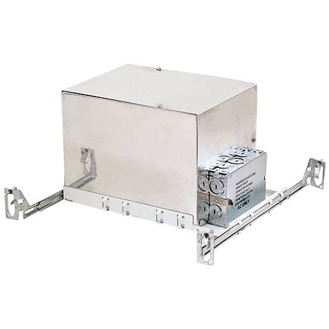"""Nora Low Voltage 4"""" Airtight IC Recessed Can Housing"""