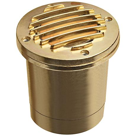 Hinkley Outdoor Solid Brass Grill-Top Well Light