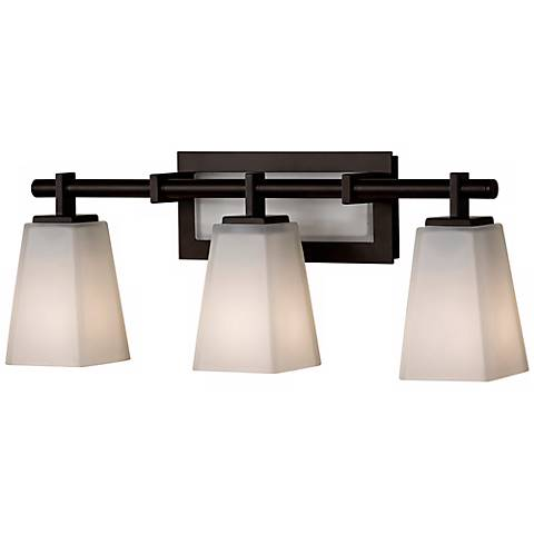 Feiss Boulevard Collection 36 Wide Bathroom Light Fixture 17548 Lamps Plus