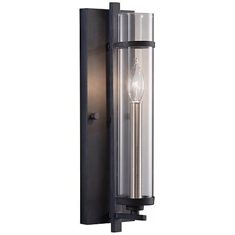 "Feiss Ethan 17"" High Wall Sconce"