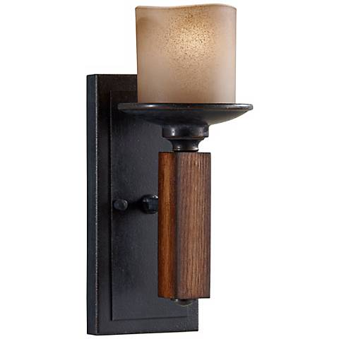 "Feiss Madera 12 3/4"" High Wall Sconce"