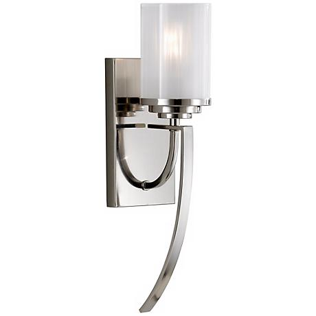 feiss finley 17 1 2 high wall sconce r9745 lamps plus. Black Bedroom Furniture Sets. Home Design Ideas