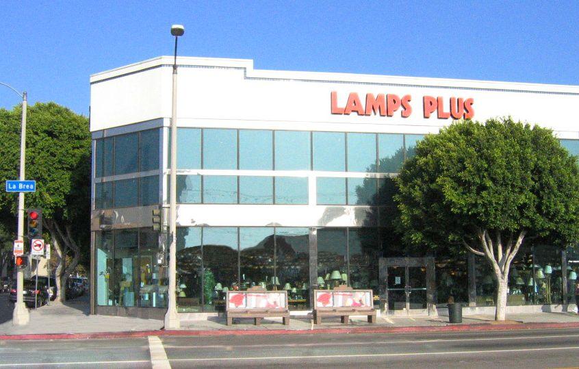 Lamps Plus Los Angeles 200 S La Brea Ave Ca 90036
