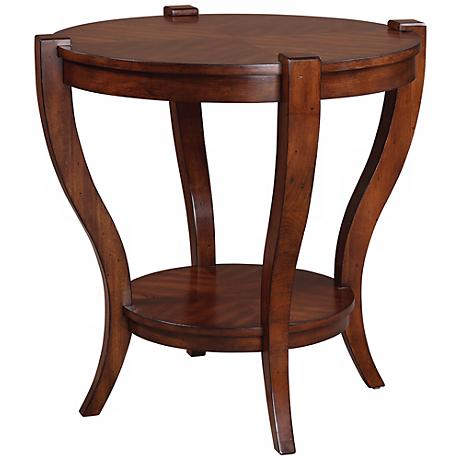 Uttermost Bergman End Table
