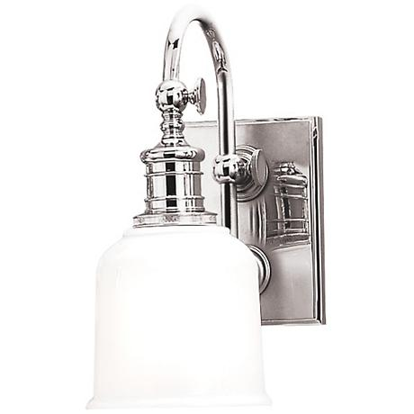 Hudson Valley Keswick 11 Quot High Chrome Wall Sconce T3180