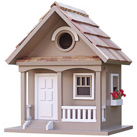 Forest Bungalow Cottage Cafe Au Lait Birdhouse