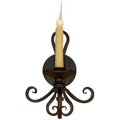 "Laura Lee Laugna Single Light 13"" High Wall Sconce"